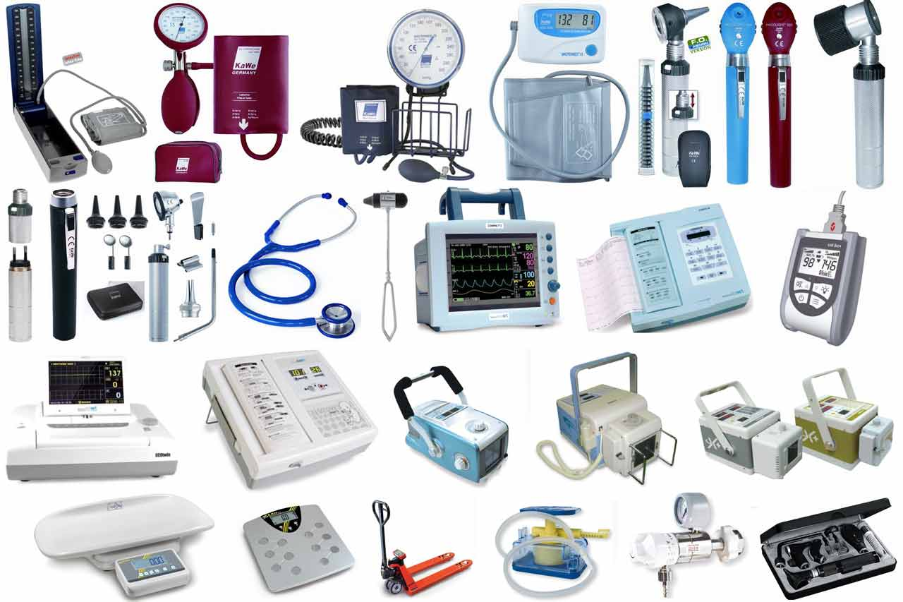 material médico a buen precio